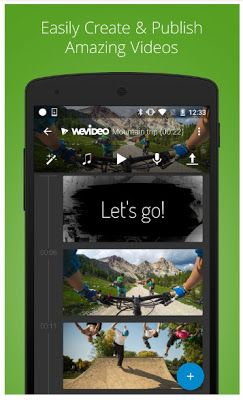 WeVideo Video Editor APK for Android – Mod Apk Free Download