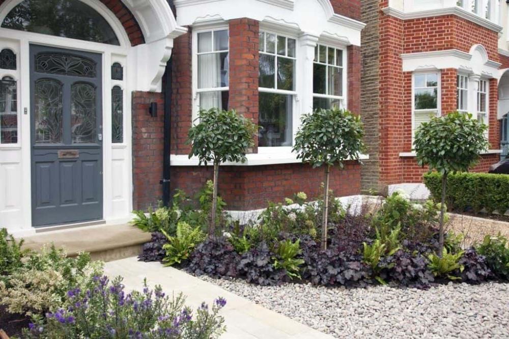 $36.99 · 30 Creative Front Garden Ideas That'll Inspire You | DIY Garden In 2020 | Patio Garden Design, Front Garden Design, Small Front Gardens