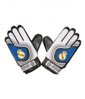 Wholesale Fantastic Real Madrid PU Leather Soccer Goalkeeper Glove