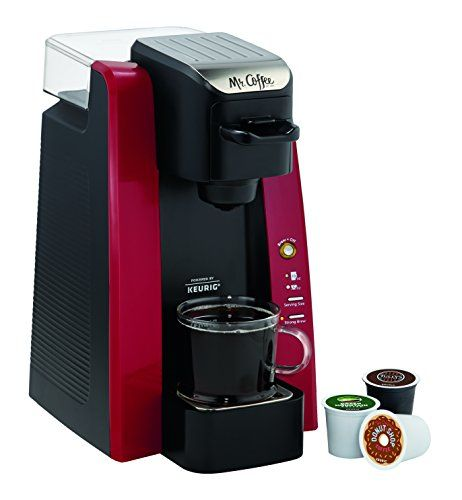 Mr Coffee Bvmcsc500r1 Single Cup K Cup Brewing System Removable