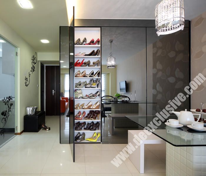 Living Room Design Ideas Singapore shoe cabinet cum storage & display | home decor | living room