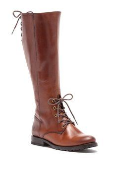 94f029d5640 Frye - Natalie Combat Knee High Boot | Boots, Boots, Boots! in 2019 ...