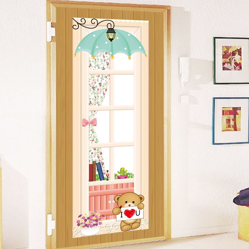 Explore Large Wall Stickers, Door Stickers, And More!