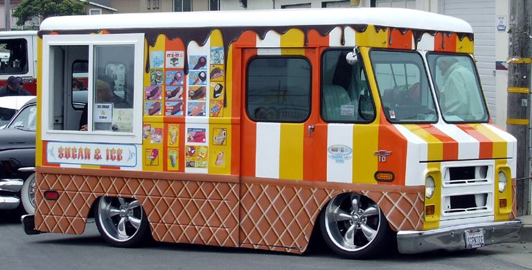 Pin On Ice Cream Trucks