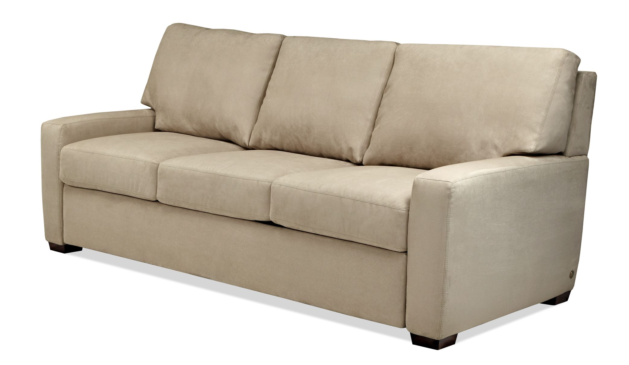 Cidy Comfort Sleeper Sofa By American Leather Is Available In A Range Of Leathers