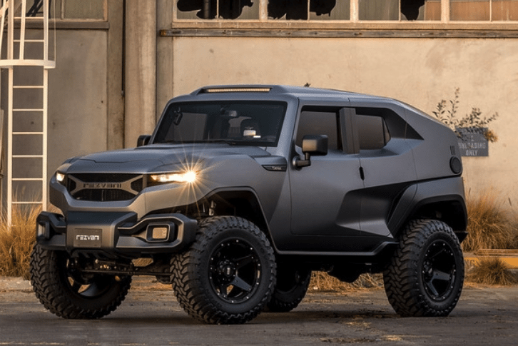 Rezvani Tank Now In A More Affordable V6 Vehicles Suv 4x4