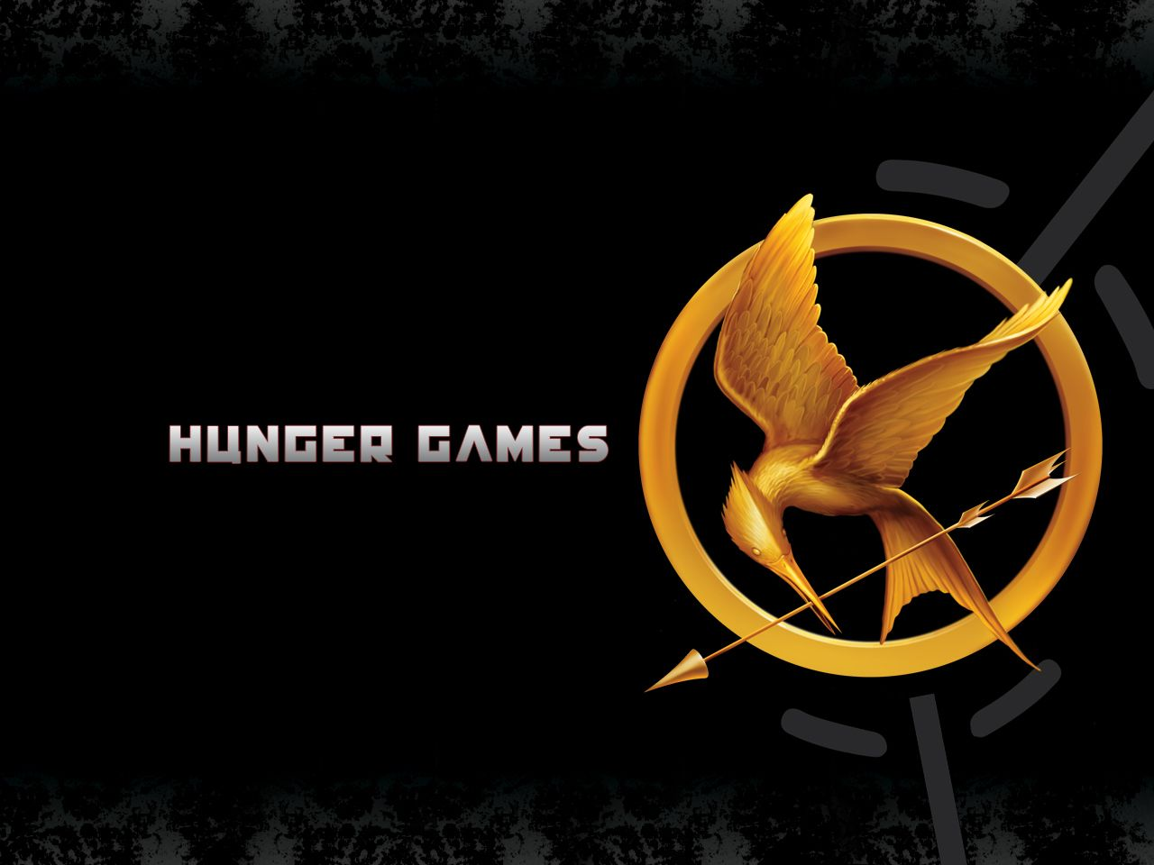 You would have to be pretty fit to survive the Hunger Games ...