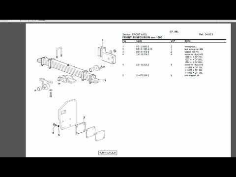 Lamborghini C.95 Spare Parts Catalog download in 2020