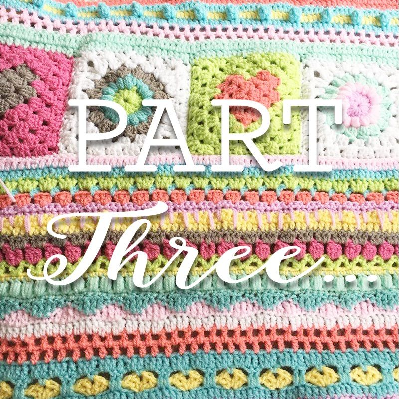 Summer Love CAL | crochet and other things to make | Pinterest