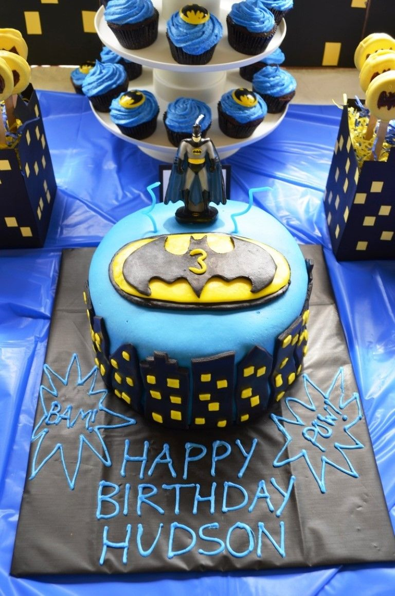 Cake Designs Batman : Heroic Batman Cake Ideas, Easy Batman Cake Ideas Cake ...