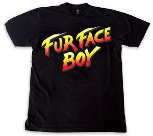 Fur Fighter Boy — Street Fighter inspired shirt. $19.99