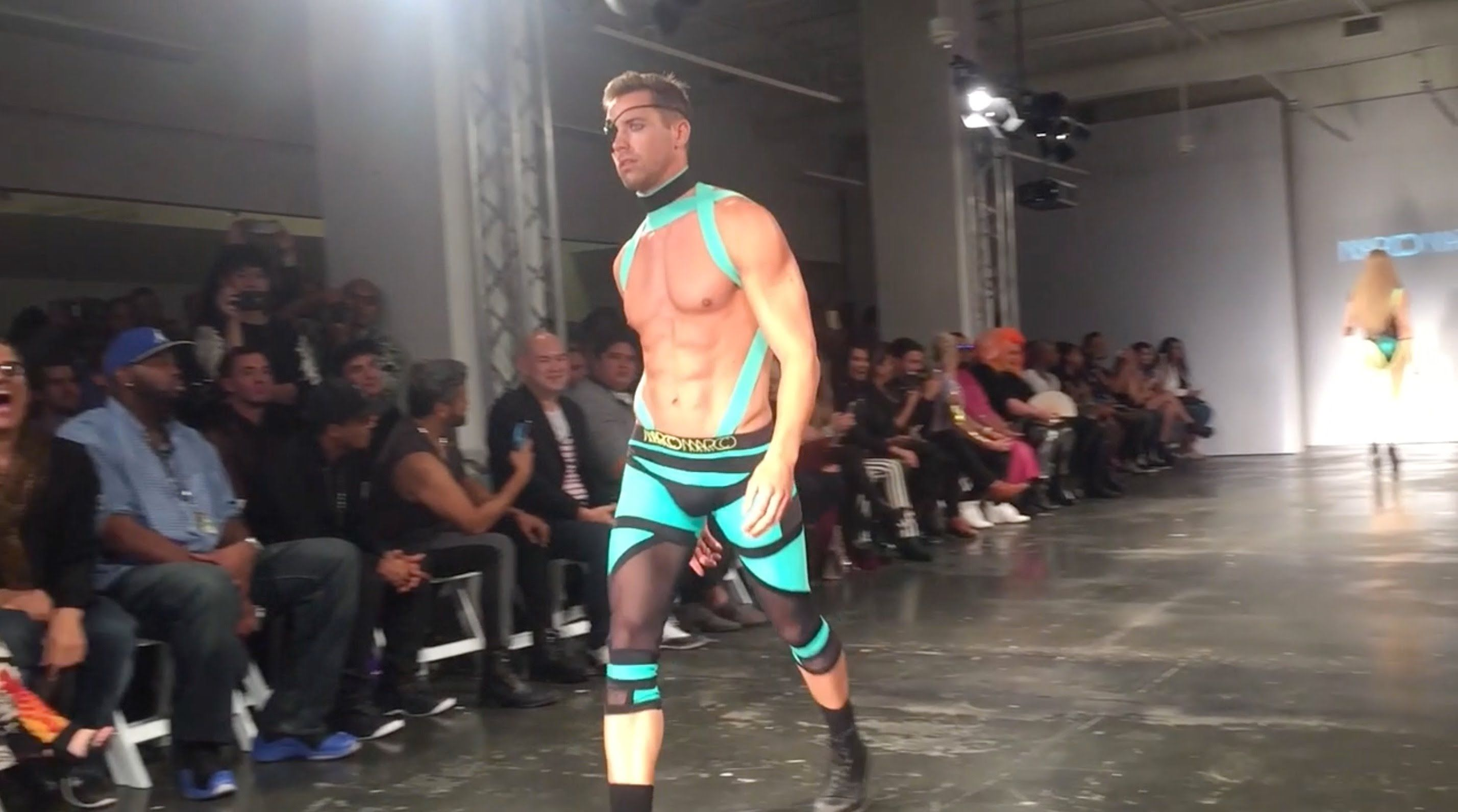 Marco Marco F*KN SIRIUS Fashion Show Part 2: Collection 4