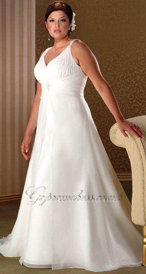 plus size wedding dress | Wedding Ideas | Wedding dresses ...