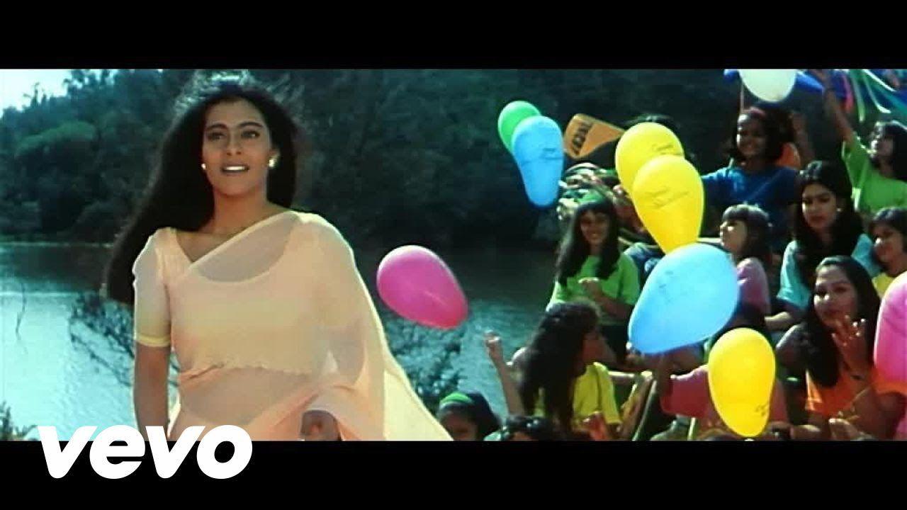 Ladki Badi Anjani Hai Kuch Kuch Hota Hai Shahrukh Khan Kajol Shahrukh Khan Kuch Kuch Hota Hai Bollywood Songs