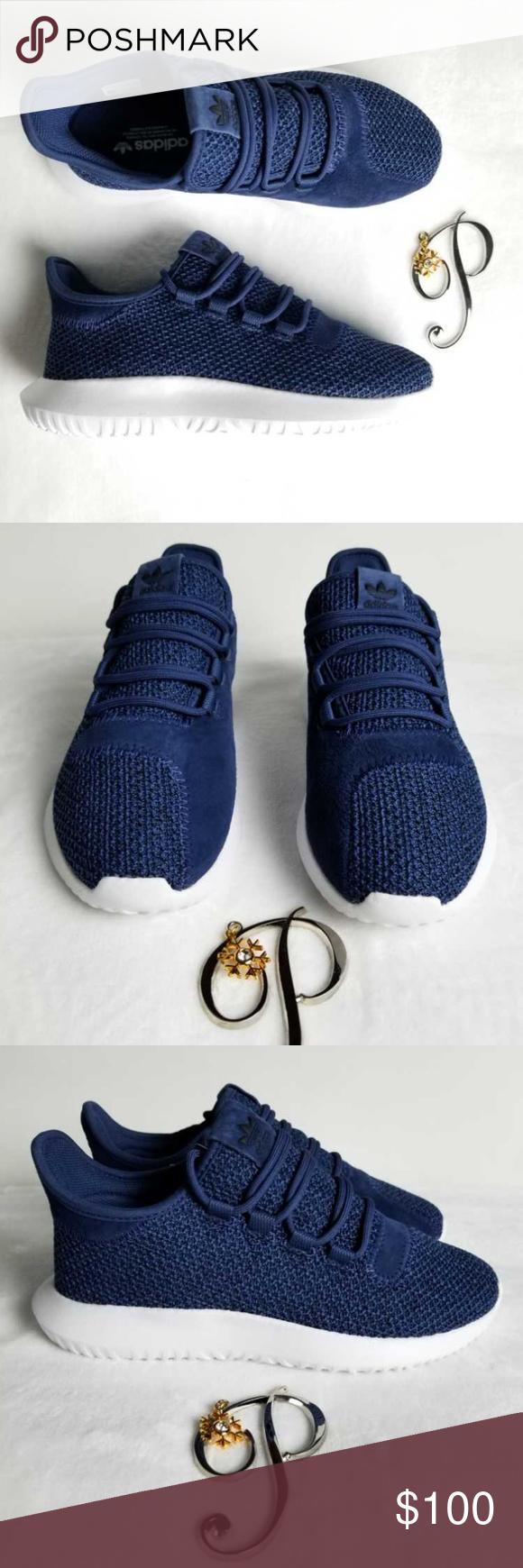 adidas tubulare ombra scarpe nobile indigo dimensioni 7 nwt pinterest