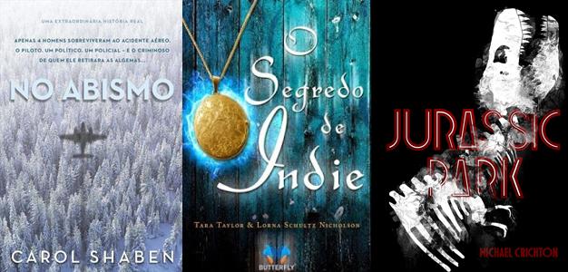 Lançamentos livros julho 2015