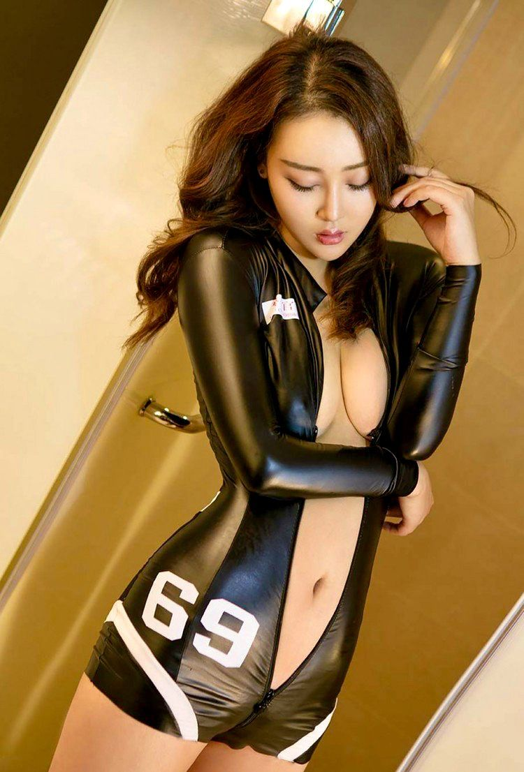 For asian girls in latex