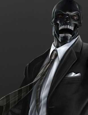 Black Mask (DC) vs  Agent 47 (Hitman) - Battles - Comic Vine