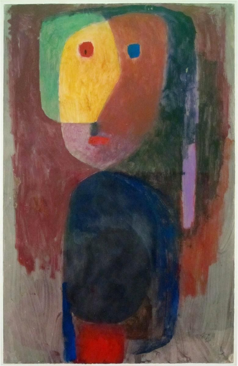 The Color of Creativity by Jonah Lehrer (Evening shows, 1935  Paul Klee)