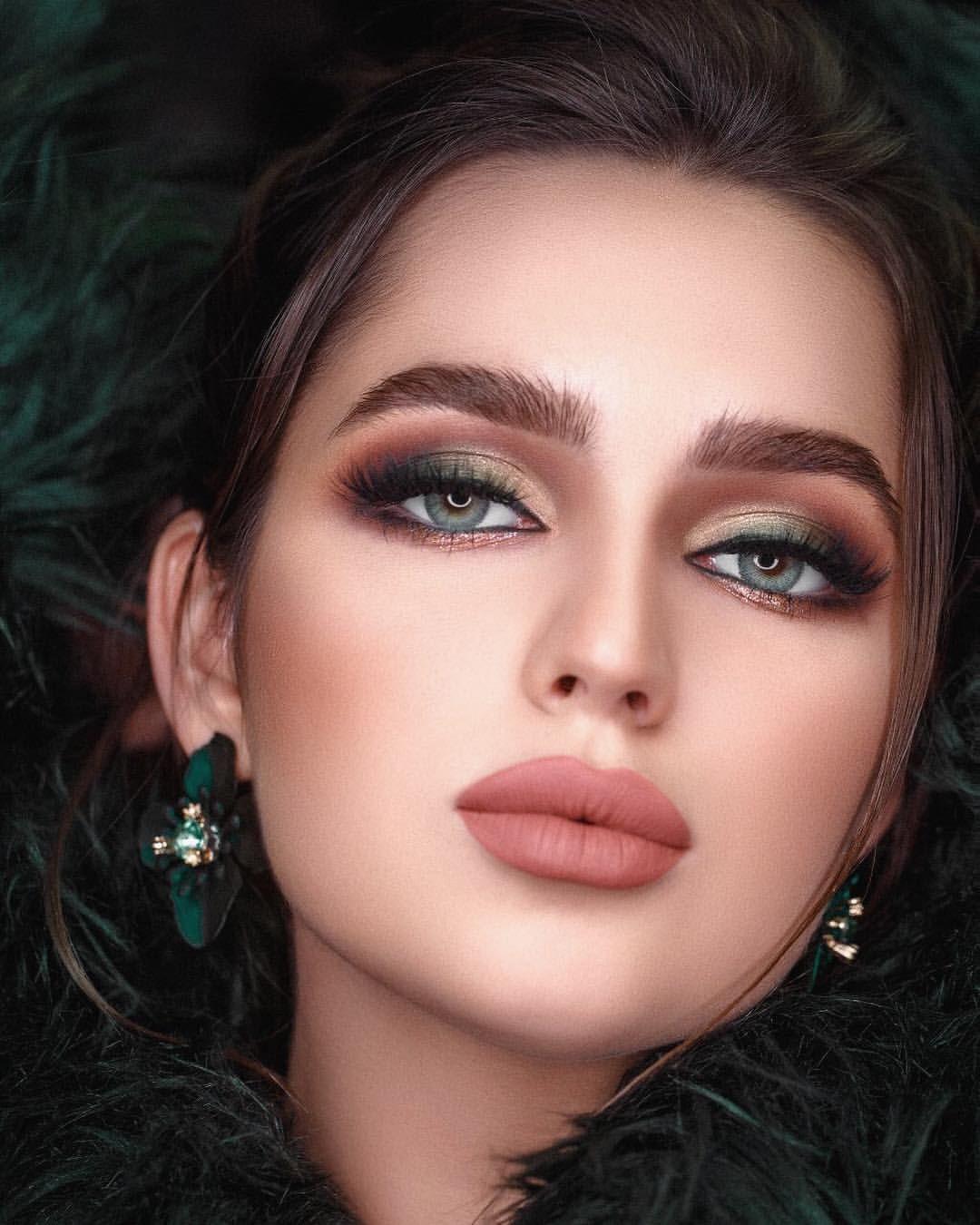 2 735 Likes 343 Comments Makeup Artist Nora Bo Awadh Nora1352 On Instagram واخيرا لوك المساب Soft Bridal Makeup Pinterest Makeup Smokey Eye Makeup