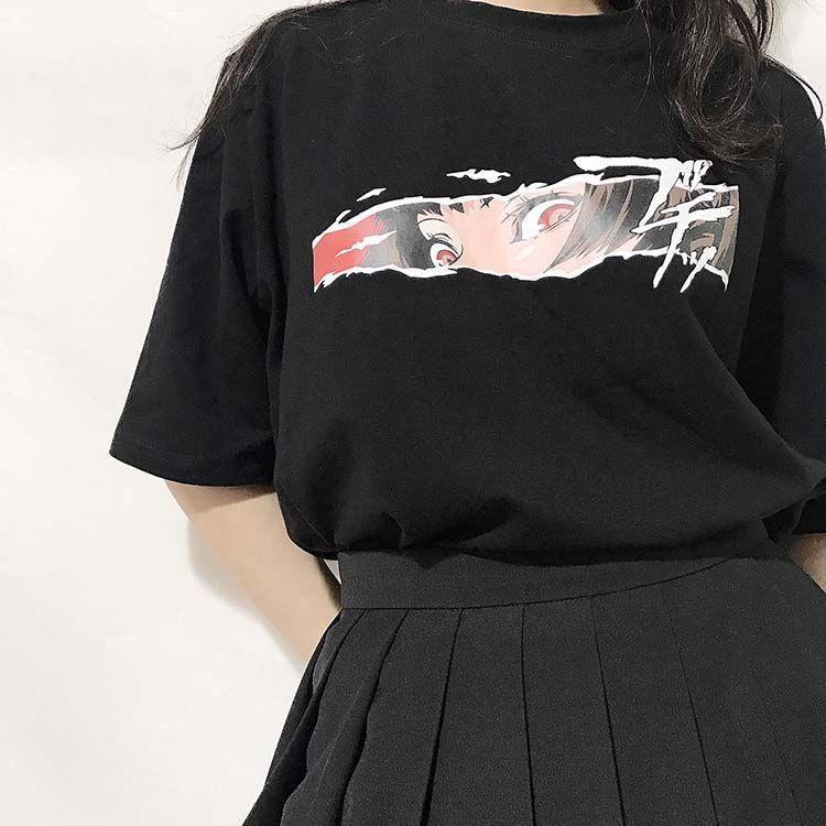 1c112c36af Japanese cartoon printed tshirt • Kawaii Baby in 2019