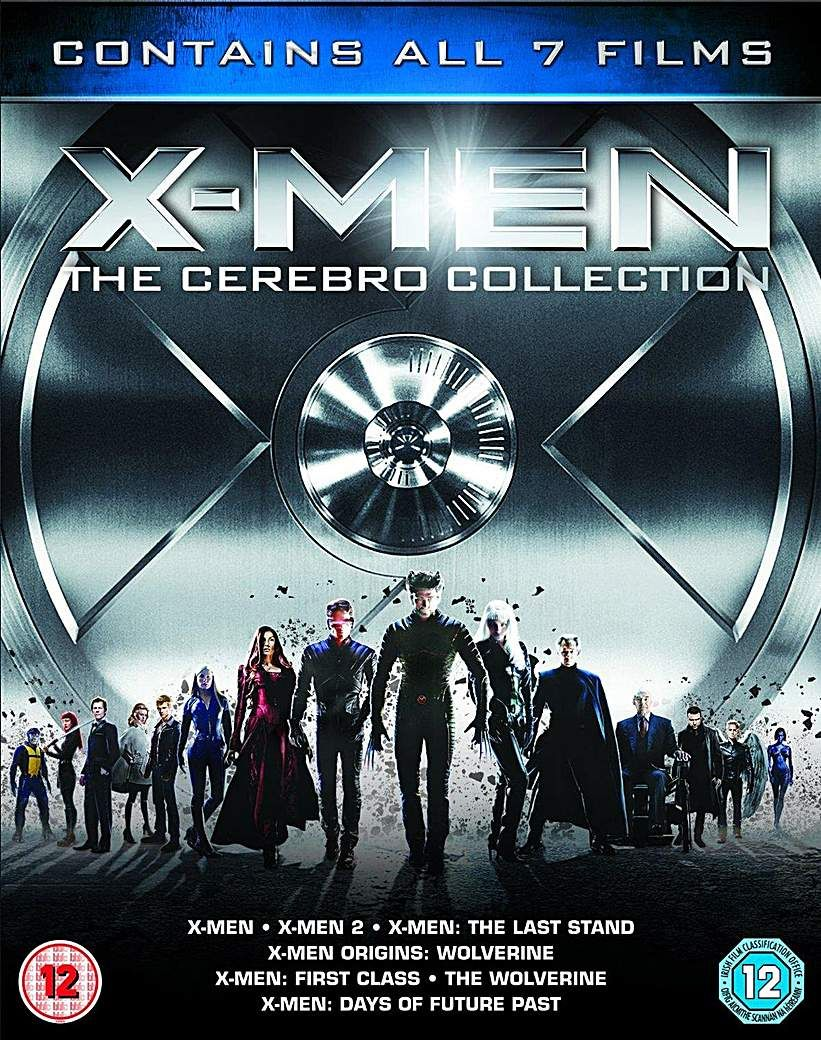 Xmen The Cerebro Collection X Men Film Man Ian Mckellen