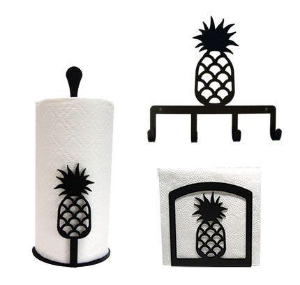 Pineapple Kitchen Decor Combo Set All Kitchen