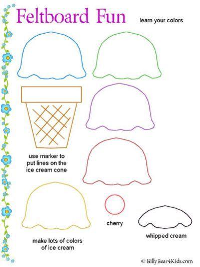Ice cream cone template will use fieltro pinterest ice cream ice cream cone template will use maxwellsz