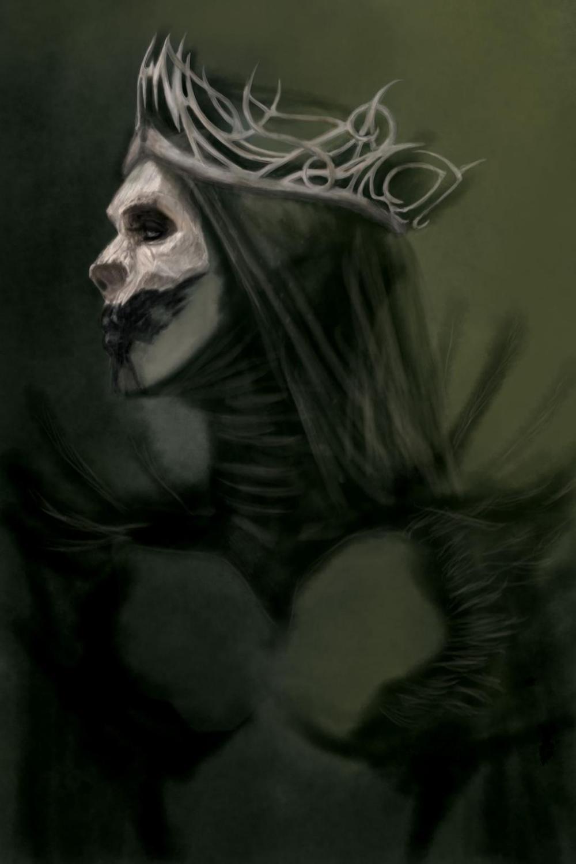 The Raven Queen : raven, queen, Raven, Queen, DiabetesStarterKit, DeviantArt, Queen,, Critical