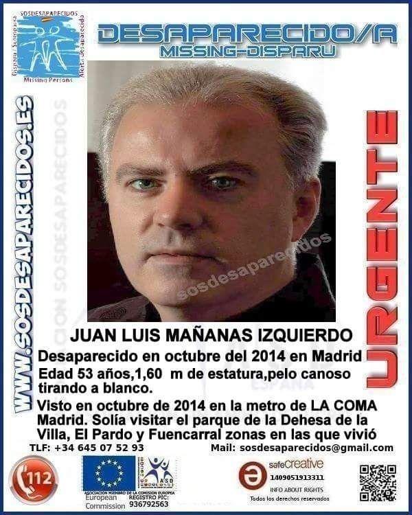 DESAPARECIDO-MISSING (@sosdesaparecido) | Twitter