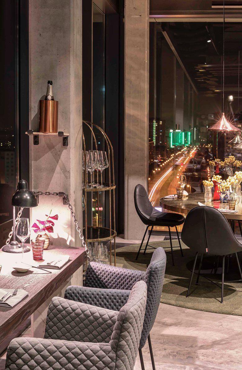 Skykitchen berlin berlino 2015 dreimeta armin fischer for Berlino hotel design