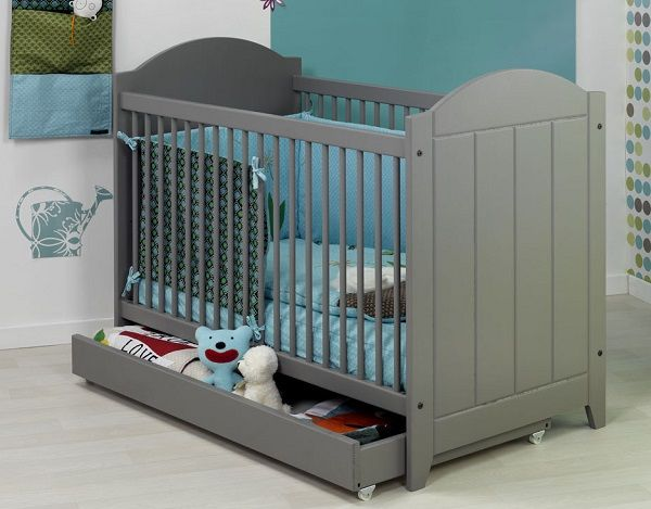 lit b b int rieur d co pinterest baby. Black Bedroom Furniture Sets. Home Design Ideas