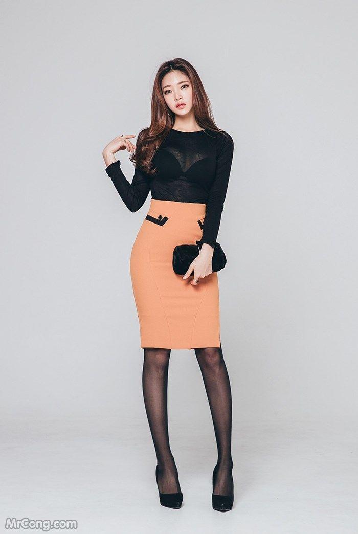 비비드앤코 피팅모델 정윤 화보
