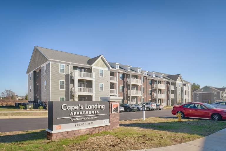 Cape S Landing Apartments Mvah Partners Apartment Affordable Apartments Private Patio