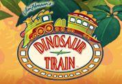 Dinosaurie Tåget Bilder Att Skriva Ut Djur Tren Dinosaurio
