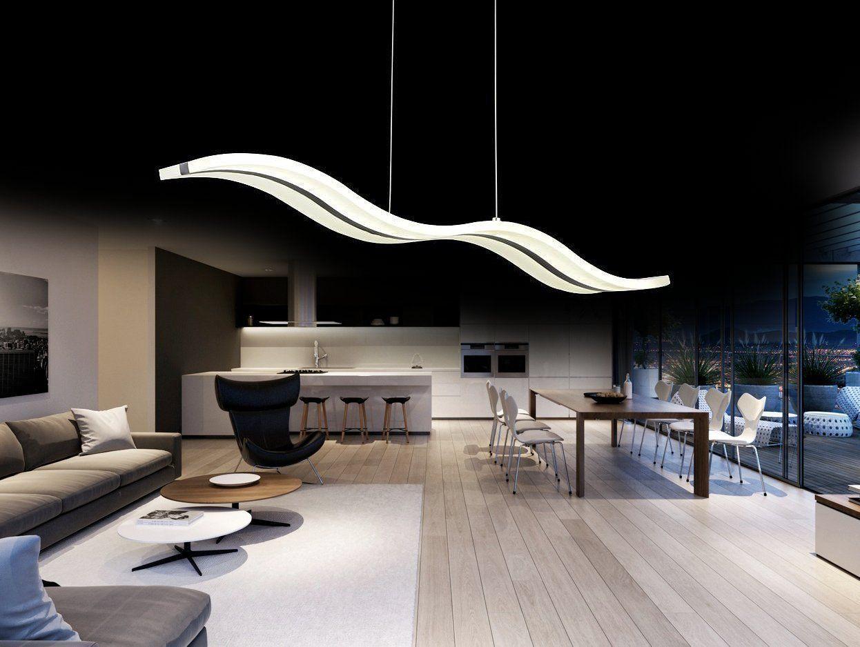 Lustre Create For Life Lustre Led Design Moderne Pendentif