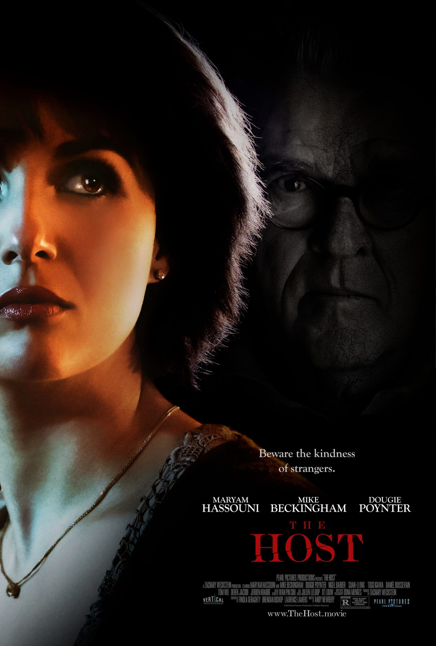 The Host 2020 Film Review Mystery Film Thriller Latest Horror Movies
