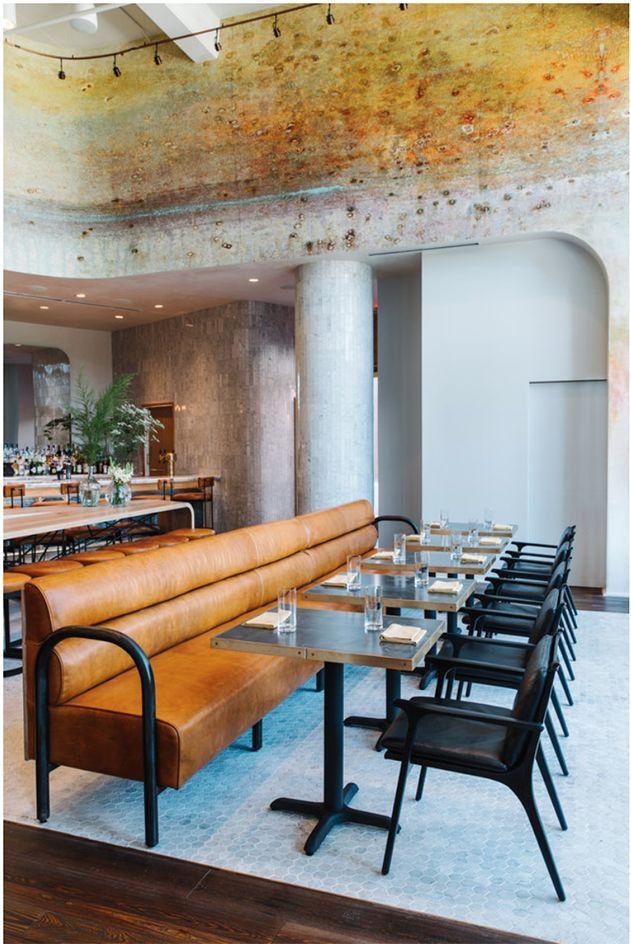 C Elletu0027s restaurant - Atlanta USA | Banquettes Restaurant design and Restaurants & C Elletu0027s restaurant - Atlanta USA | Banquettes Restaurant design ...