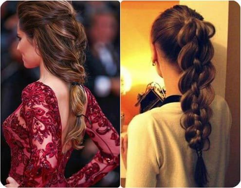 Two Ponytail Hairstyles Simple Best Two Ponytails Hairstyles For School Girl  School Hairstyle