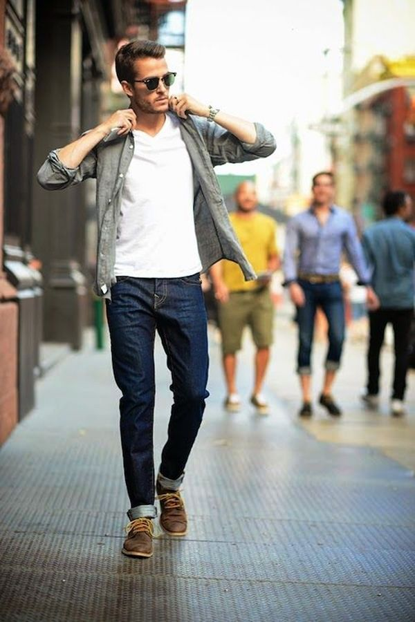 916dc689e14 25 Best Casual Outfits For Men To Try This Year
