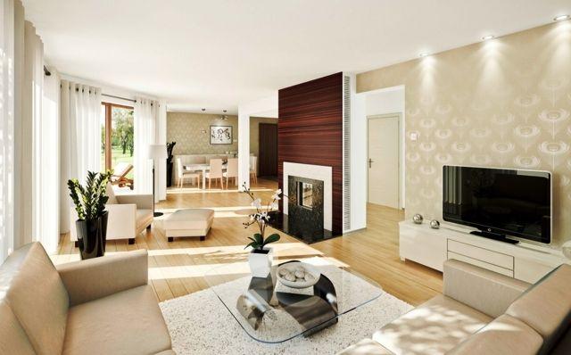 Beleuchtung im Wohnzimmer- 24 moderne und klassische Ideen - moderne wohnzimmer beleuchtung