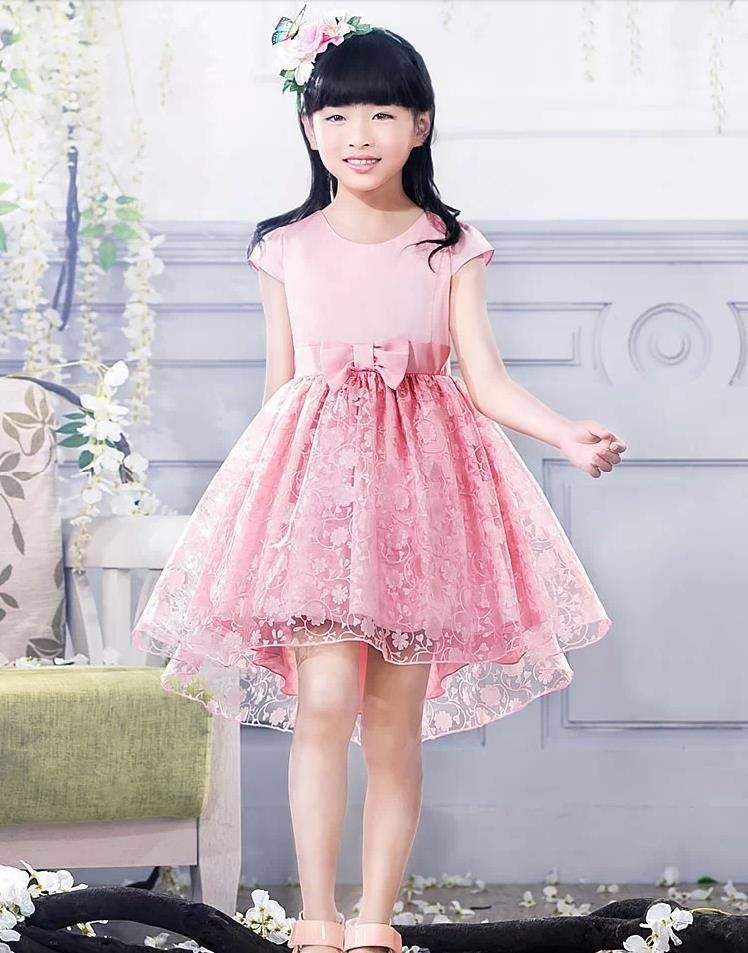 vestidos de niñas para bodas | Niños y Modas infantiles. | Pinterest ...