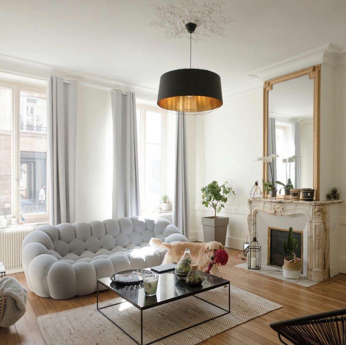 Roche Bobois Bubble Sofa Designed By Sacha Lakic Rochebobois Deco Maison Idees De Design D Interieur