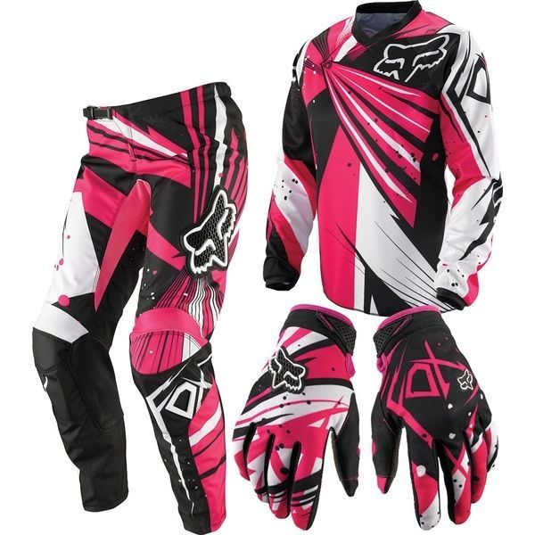 Girls Dirt Bike Gear Rad Gear Pinterest Dirt Bike Gear And