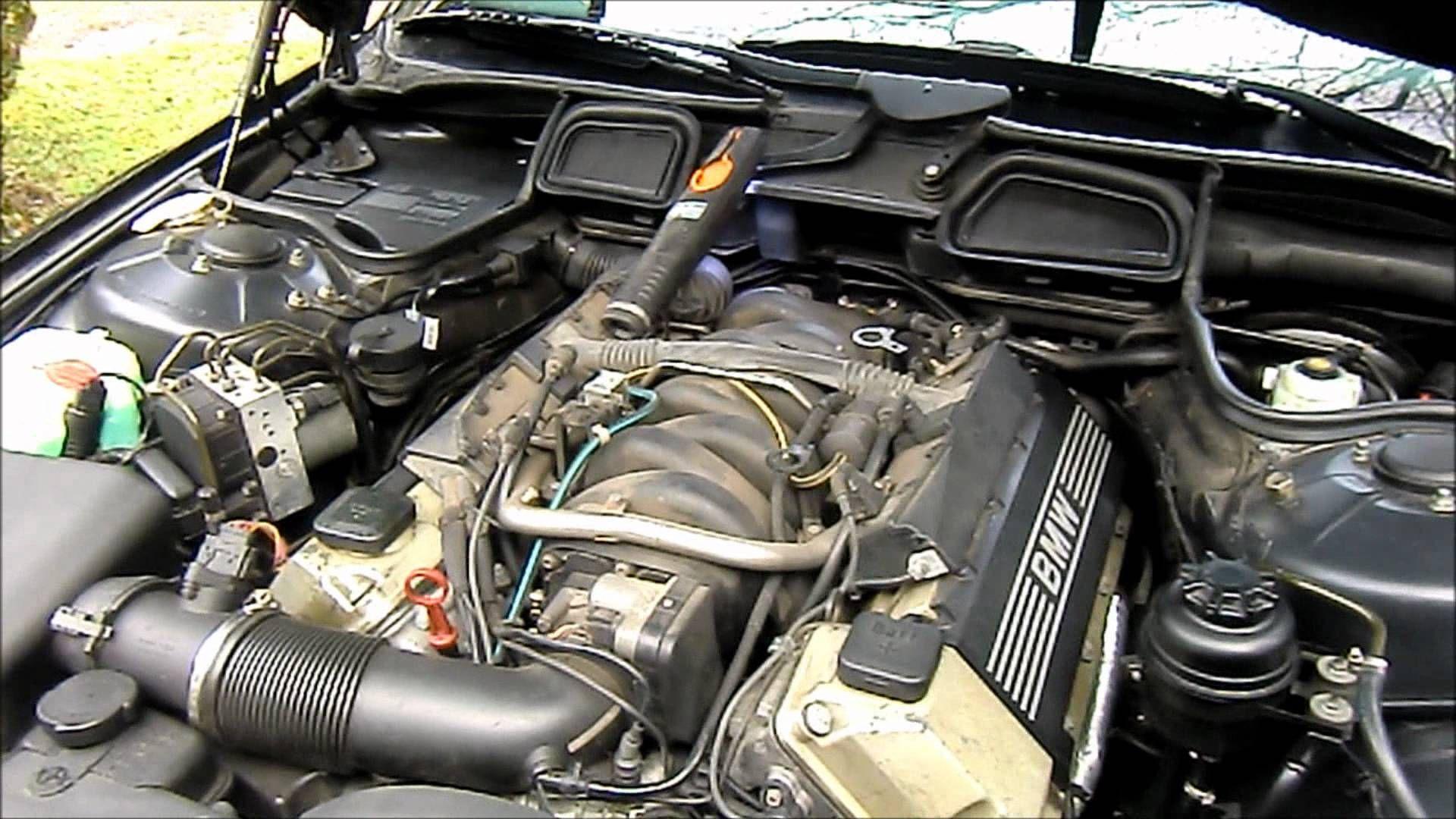 Bmw E38 7 And 5 Series E39 M60 M62 M62 Tu Rear Osv Membrane Pcv