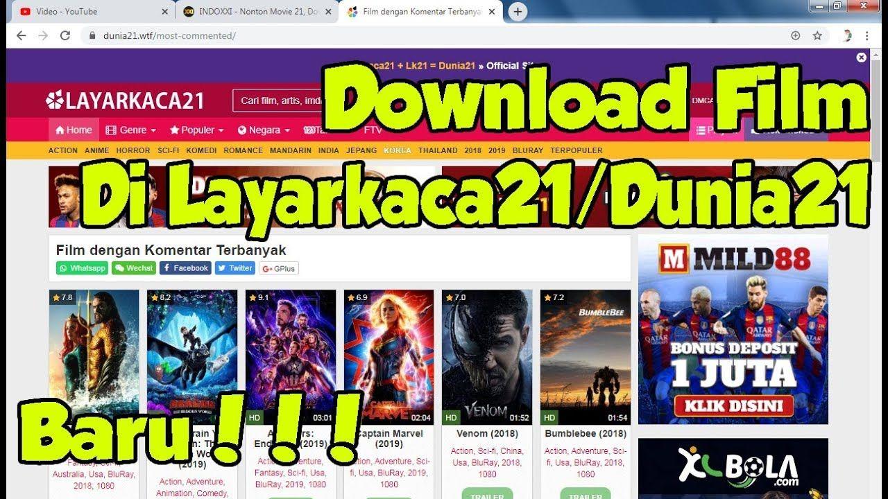 Cara Download Film Di Layarkaca21 Dunia21 Terbaru Film Komedi Jepang