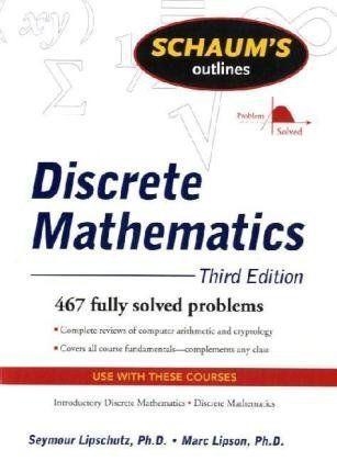 Bestseller Books Online Schaum S Outline Of Discrete Mathematics Revised Third Edition Schaum S O College Physics Business And Economics Discrete Mathematics