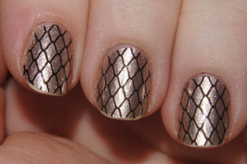 Cute Minx Design Nails For Me Pinterest Sally Hansen Sally
