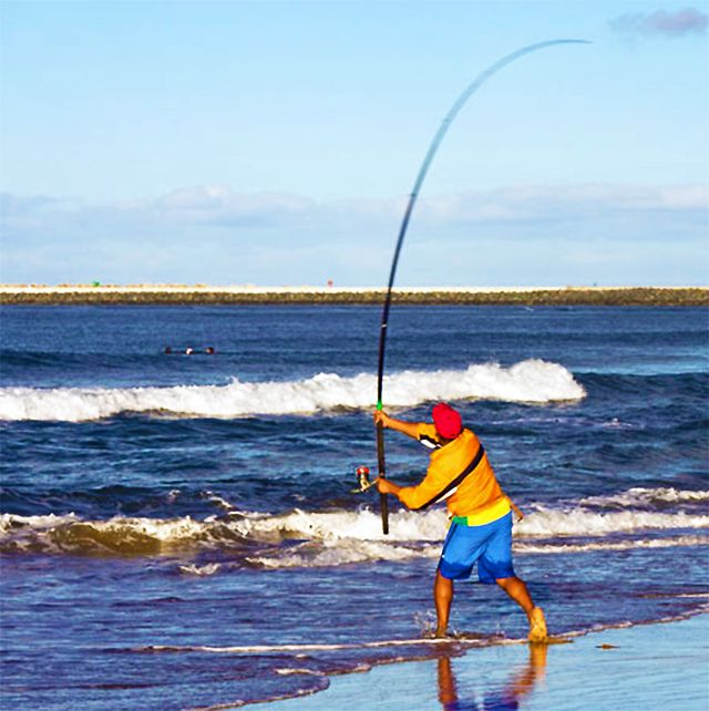 outer banks fishing tips surf surf fishing and north