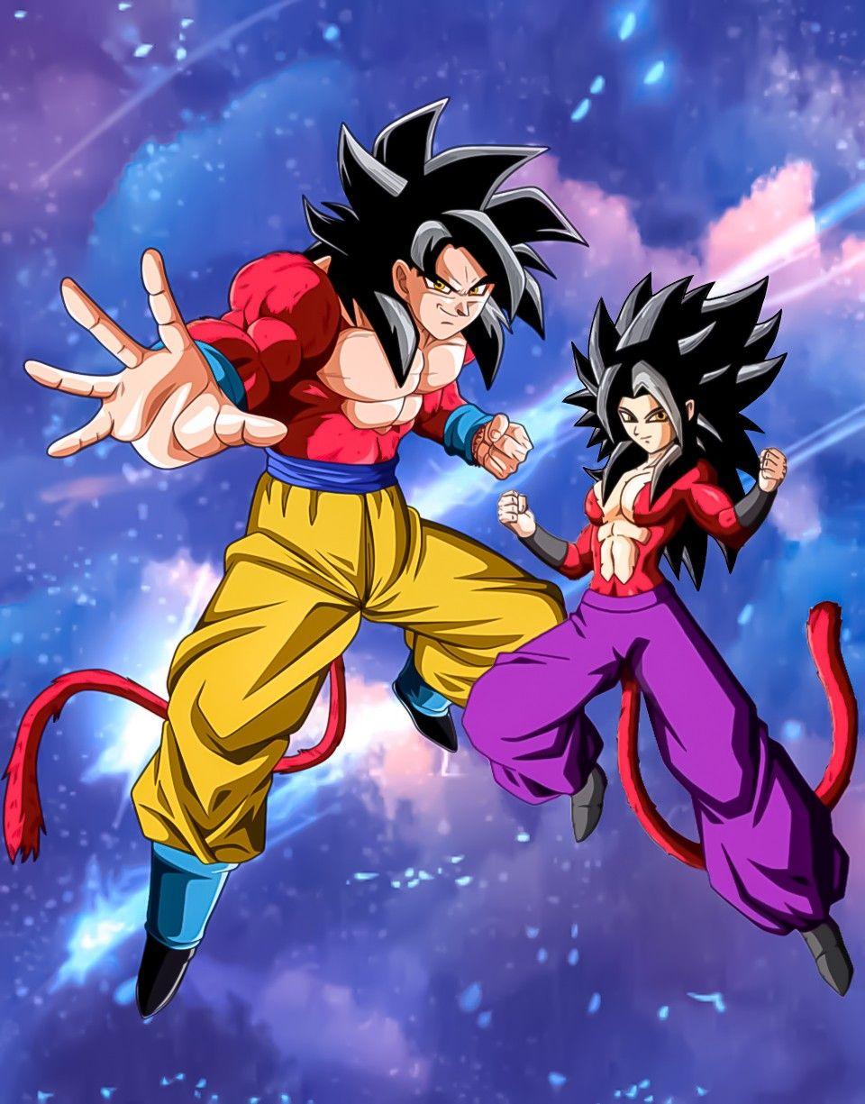 Goku Caulifla Amor Verdadero Personajes De Goku Personajes De Dragon Ball Imagenes De Goku
